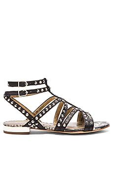 Demi Sandal in Black