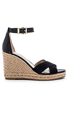 Brenda Wedge in Black
