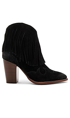 Benjie Bootie in Black