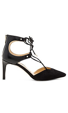 Taylor Heel in Black