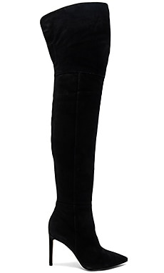 Bernadette Boot in Black