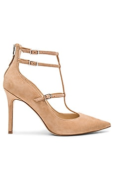 Hayes Heel in Golden Caramel