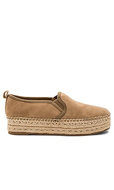 Carrin Espadrille in Oatmeal
