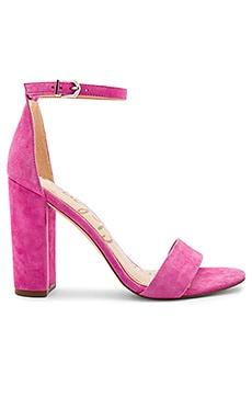 Yaro Heel in Hot Pink
