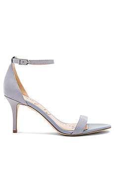 Patti Heel in Dusty Blue