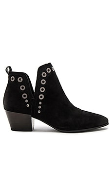 Rubin Bootie in Black