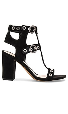 Eyda Heel in Black