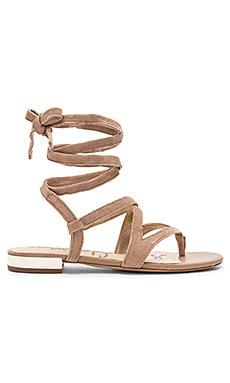 Davina Sandal in Oatmeal