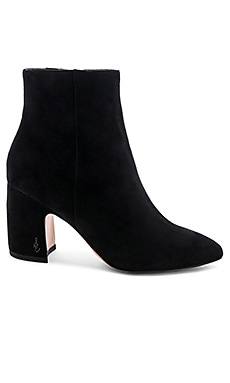 Hilty Suede Bootie Sam Edelman $160 BEST SELLER