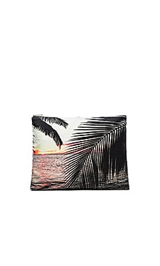 Samudra Molokai Palm Pouch in Multi