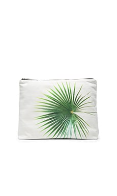 Samudra Original Pouch in Fan Palm