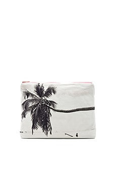 Surf Jaipur Original Pouch in Solitude