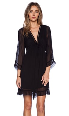 Sanctuary Kate Dress in Black
