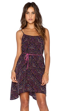 Sanctuary Oasis Slip Dress in Mosaic Tile