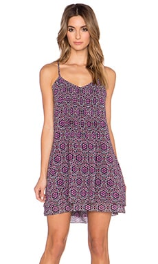 Sanctuary Spring Fling Dress in Moroccan Tile