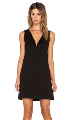 Sanctuary Marcy Shift Dress in Black