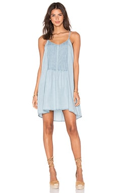 Sanctuary Spring Fling Dress in Kaskade Wash