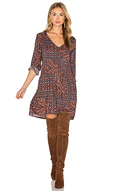 Autumn Fling Dress in World Tapestry