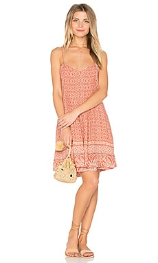 Spring Fling Dress in Sun Bleached Tile