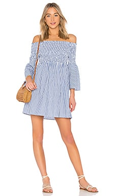 Bitter Sweet Poplin Dress Sanctuary $129