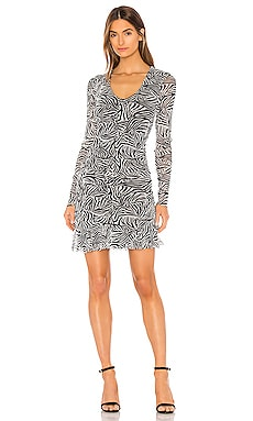 Let's Party Mesh Dress Sanctuary $40 (FINAL SALE)