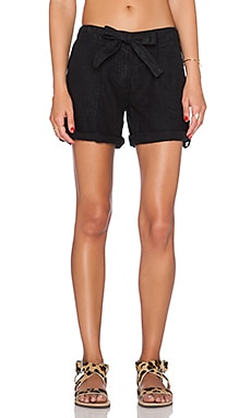 Sanctuary Sash Short in Black