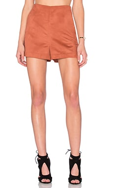 Marni Short in Copper