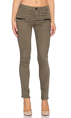 Sanctuary Ace Skinny Jean in Fatigue