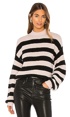 Sweet Tooth Striped Sweater Sanctuary $37