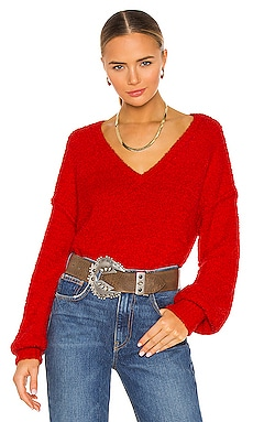 V Neck Cozy Sweater Sanctuary $89