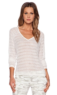 Sanctuary Beach Sweater in Oyster