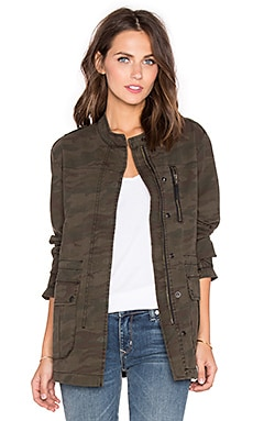 Sanctuary Camo Civilian Jacket in Heritage Camo