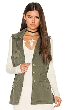 Sanctuary Gigi Vest in Military