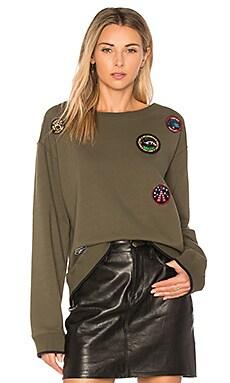 Купить Свитшот scout - Sanctuary цвет военный стиль