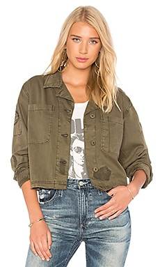 Lieutenant Military Jacket