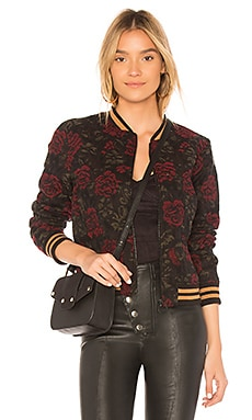 Rose Seduction Bomber