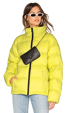 Just Chill Cropped Puffa Jacket Sanctuary $72