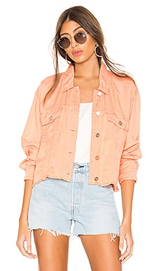 Open Road Cropped Trucker Jacket Sanctuary $60