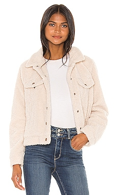 Astoria Faux Fur Jacket Sanctuary $159 NEW ARRIVAL