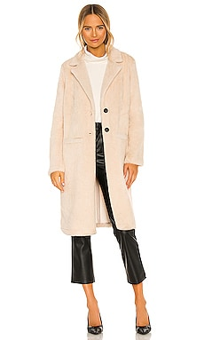 Keep It Cool Faux Fur Duster Sanctuary $179 NEW