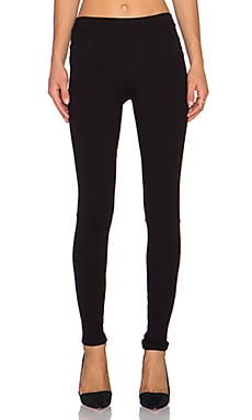 Grease Ponte Legging in Black
