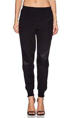 Sanctuary Soft Jogger in Black
