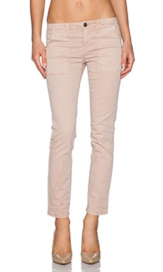 Sanctuary Relaxed Peace Pant in Sun Washed Silver Pink