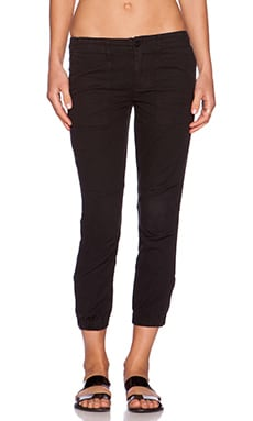 Peace Trooper Pant in Black