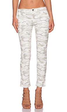 Sanctuary Spring Camo Relaxed Peace Pant in Bleached Camo