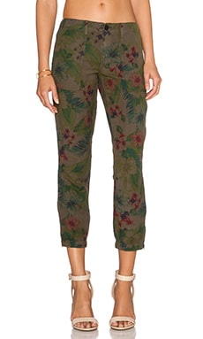 Sanctuary Peace Trooper Pant in Flora Flage