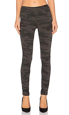 Sanctuary Original Grease Legging in Mink Camo