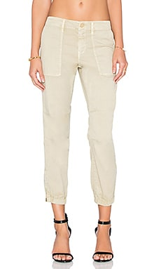 Sanctuary Peace Trooper Pant in Real Khaki