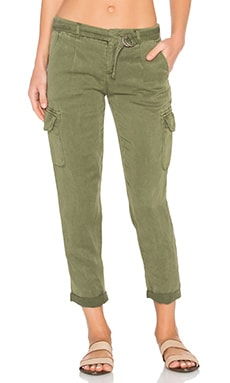 Sanctuary City Cargo Pant in Cactus