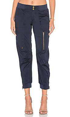 Sanctuary Amelia Pant in Blue Jean